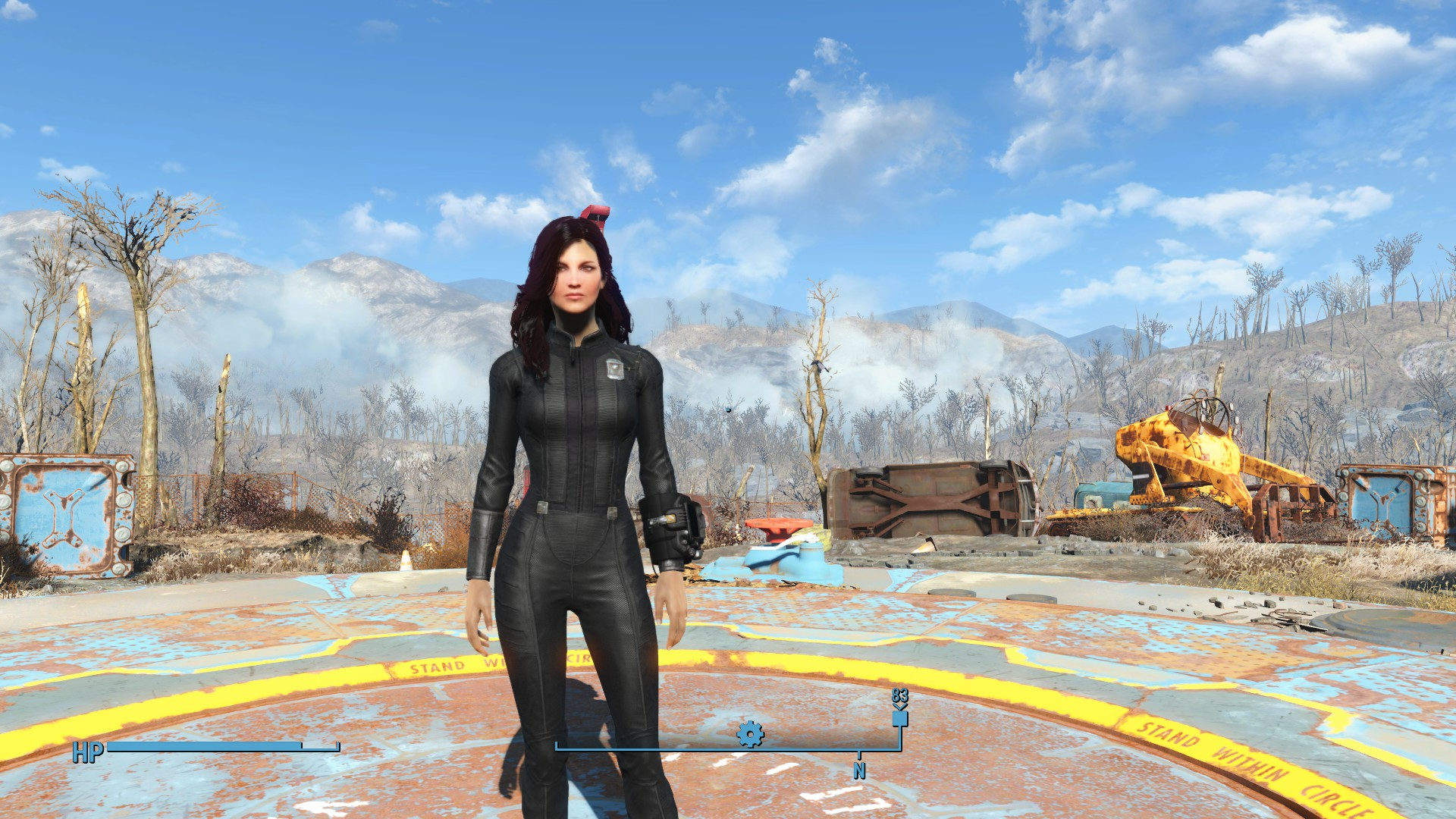 new vault girl at fallout 4 nexus mods and community