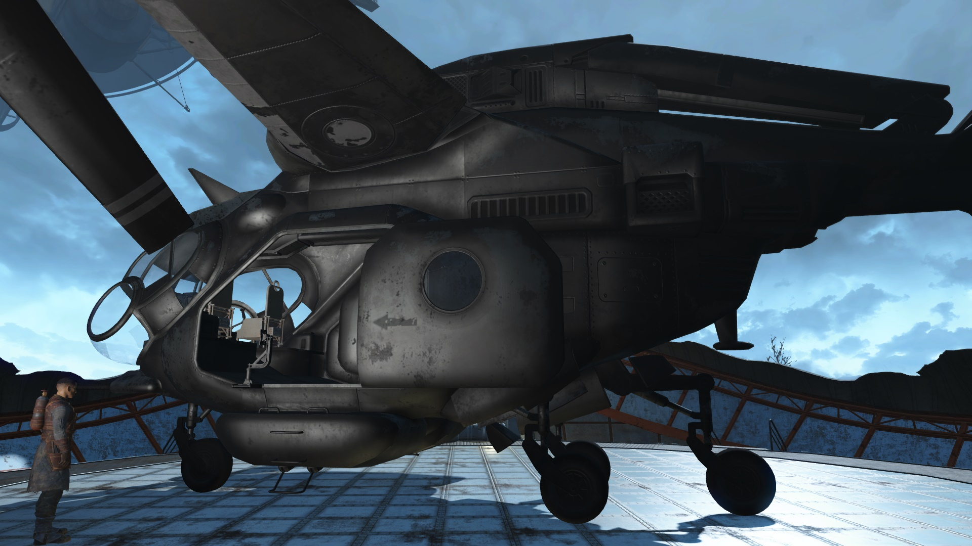 Fallout Vertibird 3d Model Related Keywords & Suggestions