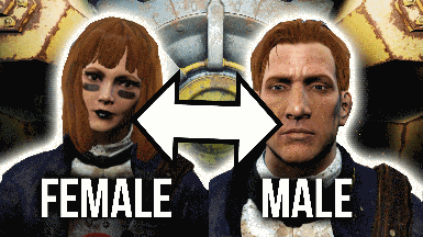 fallout 4 sex change command