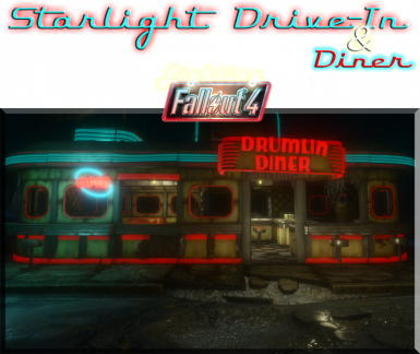 Fallout4 Diner Mod