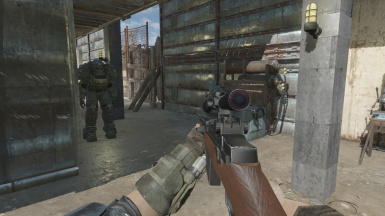Normal Scope 1st person