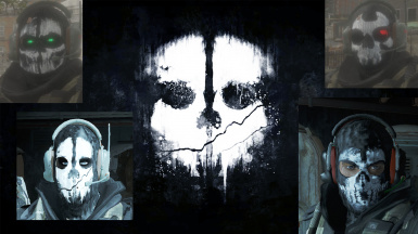 Cod ghosts skull masks balaclava retextures at fallout 4 nexus call of duty ghosts sciox Image collections