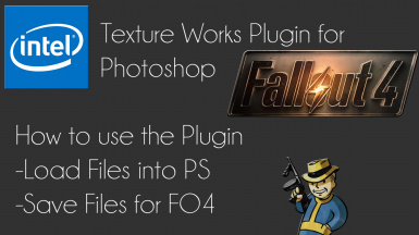 Intel Texture Works Plugin for Photoshop