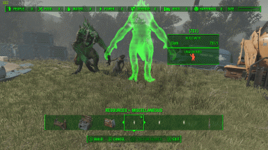 Craft Leveled Deathclaw