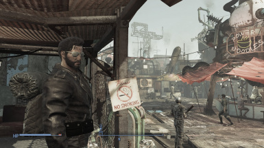 Custom style made easy with FO4Edit using this great mod as a base