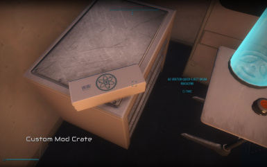 Custom Modcrate because why not