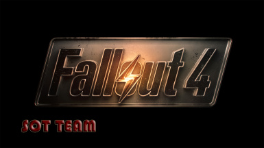 Fallout 4 Bug Fixes and Tweaks presented by SOT Team
