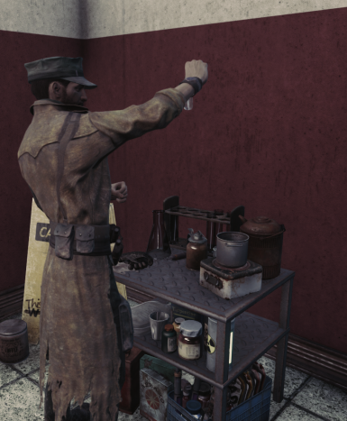 MacCready using chem station