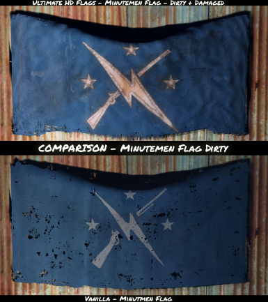 Comparison MM Dirty