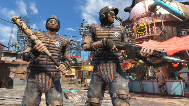 Diamond City SWAT