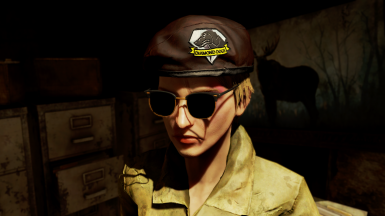 Kazuhira Miller S Beret Standalone Retexture At Fallout 4 Nexus Mods And Community Did you scroll all this way to get facts about kazuhira miller? fallout 4 nexus mods