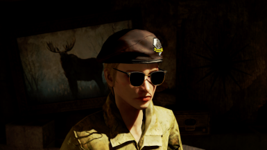 Kazuhira Miller S Beret Standalone Retexture At Fallout 4 Nexus Mods And Community The best gifs are on giphy. fallout 4 nexus mods