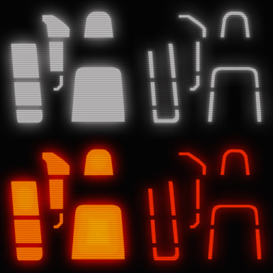 Better Dials for Power Armor - MONSTERaider Edition