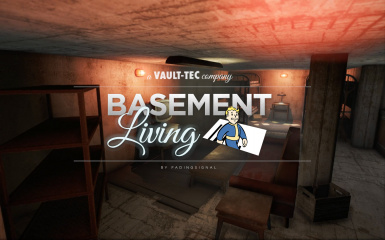 Basement Living - Bunker and Basement Player Homes (with standalone Workshops)