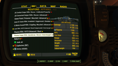 Pipboy2 Inventory1 Weapons1 Screen 1 1
