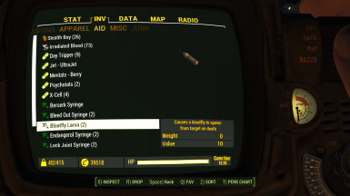 Pipboy2 Inventory3 Aid3 Chems 1 1