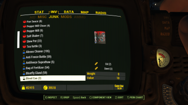 Pipboy2 Inventory5 Junk4 Crafting 1 1