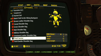 Pipboy2 Inventory2 Apparel4 Backpacks 1 1