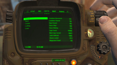 Fallout 4 Vanilla 99-Percent Completed Savegame