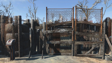 20160322205541 1; 20160322211006 1 ... & Powered Doors - Remote control and lock at Fallout 4 Nexus - Mods ...