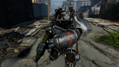 Consistent Power Armor Overhaul