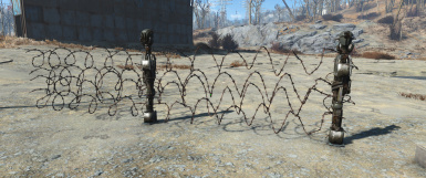 Barbwire Fencing Preview02