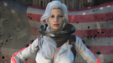 Nuka Girl with Sky277