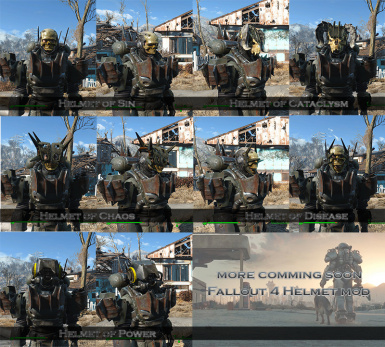 Lagrie's Helmet and Armor Collection STANDALONE