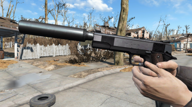 M1911A1 Left Side