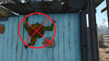 No Halloween Decorations At Fallout 4 Nexus Mods And