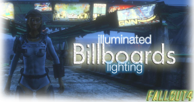 Illuminated Billboards LOGO