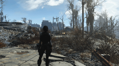 Shimmer Fix for Nvidia users at Fallout 4 Nexus - Mods and community