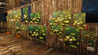 Art Connoisseur System ... a \'\'Frame\'\' work at Fallout 4 Nexus ...
