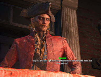 Sexy Hancock At Fallout 4 Nexus Mods And Community