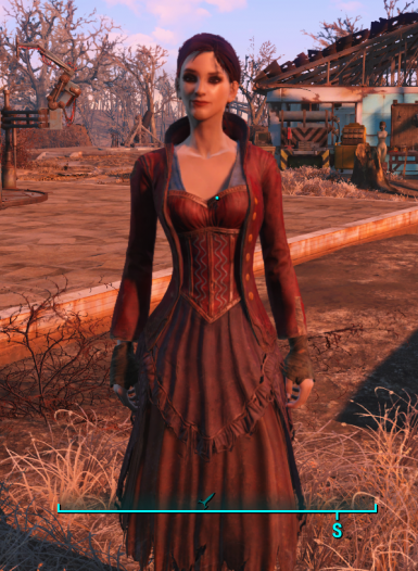 Outfit on VV Companion