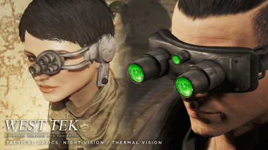 West Tek Tactical Optics - Night Vision Thermal Vision Goggles and More