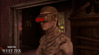 New in V2 Hacked Visor