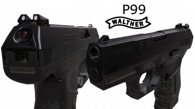 Walther P99 at Fallout 4 Nexus - Mods and community