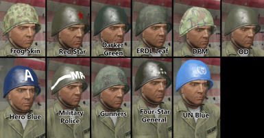Helmet Paints