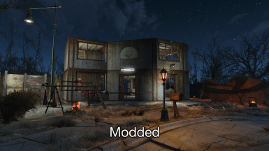 Wasteland Workshop - Modded