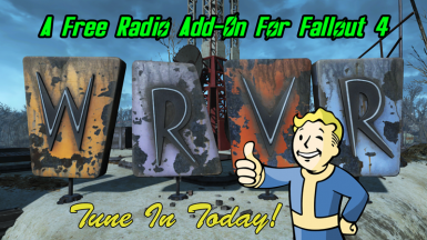 WRVR - New Companion and Radio Station For The Commonwealth and Far Harbor