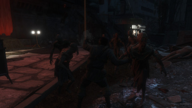 Fighting to the death