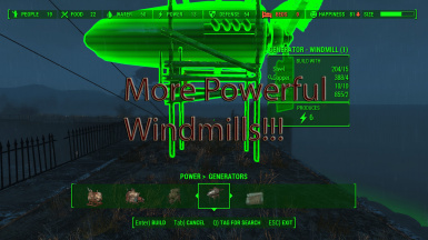 Windmills Generate More Power