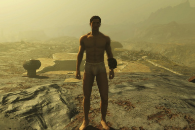 Level 50 Naked in the Glowing Sea