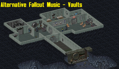 Alternative Fallout Music - Vaults