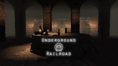 Underground Railroad -Immersive Fast Travel for Survival-