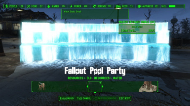 Fallout Pool Party - SKE patch by CVedant95