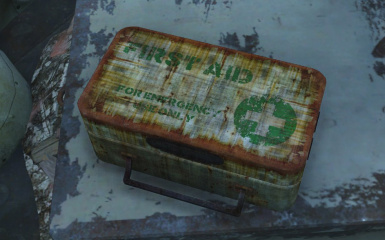 Weathered First Aid Kit 2 0