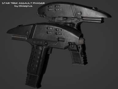 Star Trek Assault Phaser