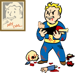 Dine and Dash - Cannibal Perk Upgrade